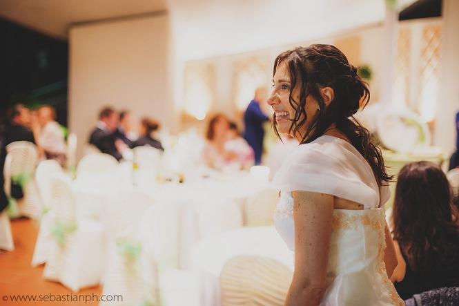fotografo reportage matrimonio toscana, wedding photojournalist photographer tuscany, matrimonio stile reportage, getting married in Tuscany, bride's smile, sorriso sposa